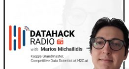 DataHack Radio Episode #3 – Marios Michailidis' Inspiring Story of a Non-Programmer to No. 1 on Kaggle