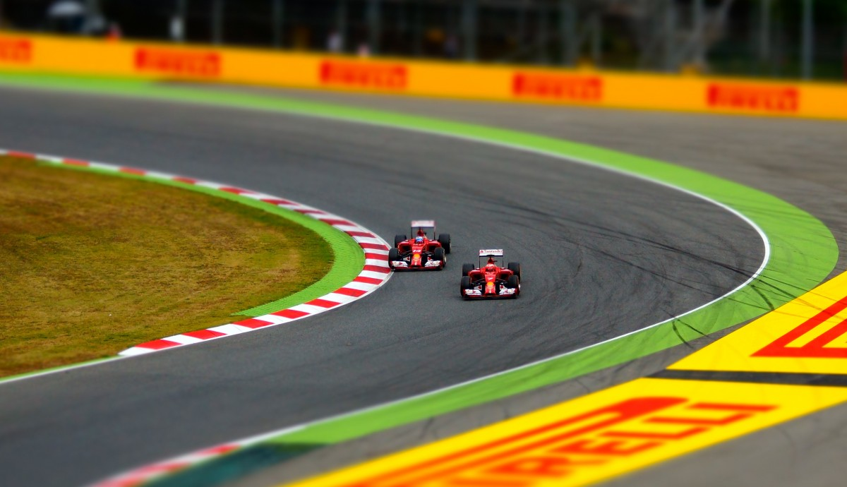 Formula 1 will use AWS and Machine Learning to Build Race