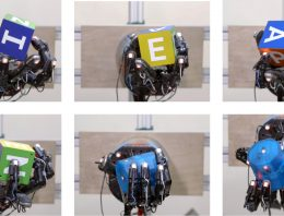 Dactyl – OpenAI's Robot Hand trained itself without any Human Learning (Video + Research Paper)