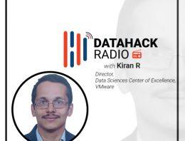 DataHack Radio Episode #5: Building High Performance Data Science teams with Kiran R