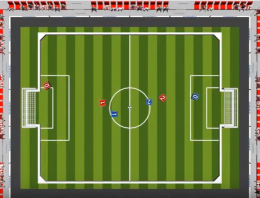 AI World Cup is a Fully Simulated Football Tournament Powered by Neural Networks!