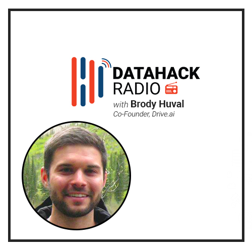 DataHack Radio Episode #8: How Self-Driving Cars Work with