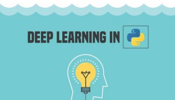 Infographic – A Complete Guide on Getting Started with Deep Learning in Python