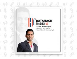 DataHack Radio Episode #9: Data Science at Airbnb & Lyft with Dr. Alok Gupta
