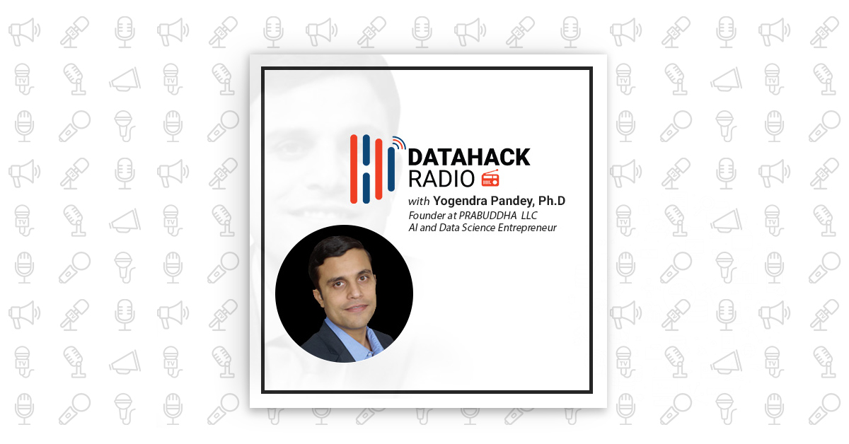 DataHack Radio: Artificial Intelligence Applications in Oil & Gas