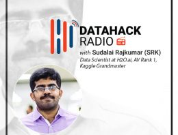 DataHack Radio #16: Kaggle Grandmaster SRK's Journey and Advice for Data Science Competitions
