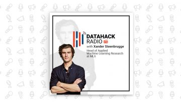DataHack Radio #15: Exploring the Applications & Potential of Reinforcement Learning with Xander Steenbrugge