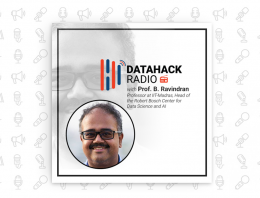DataHack Radio #17: Reinforcement Learning with Professor Balaraman Ravindran