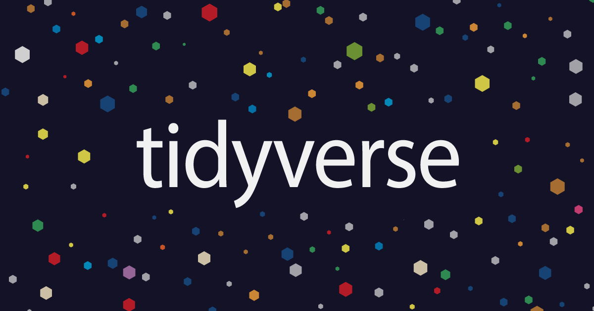 Introduction to Tidyverse - A Collection of R Packages for