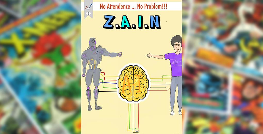 AI Comic