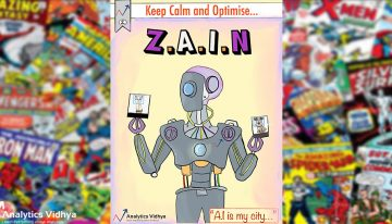 The AI Comic: Z.A.I.N – Issue #2: Facial Recognition using Computer Vision