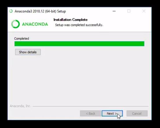 install Python windows