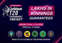 कैरेबियन प्रीमियर लीग 2020