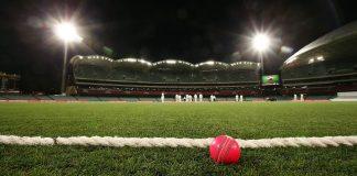 First Day Night Test Match