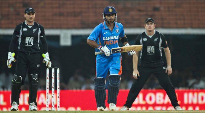 India v/s New Zealand 1st T20I