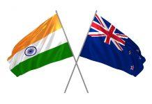 India v/s New Zealand