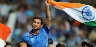 God of Cricket Sachin