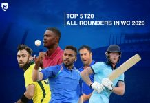 Fantasy Cricket All Rounders