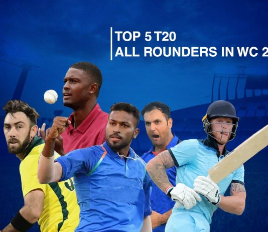 Fantasy Cricket All Rounders