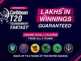 Caribbean Premier League 2020