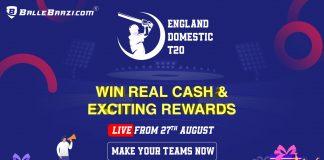 English Domestic T20