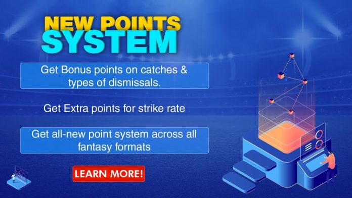 New Points System