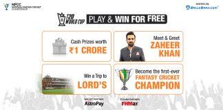 NFCC - National Fantasy Cricket Championship