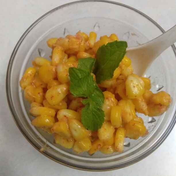 Photo of Corn chat by दिपाली सावंत at BetterButter