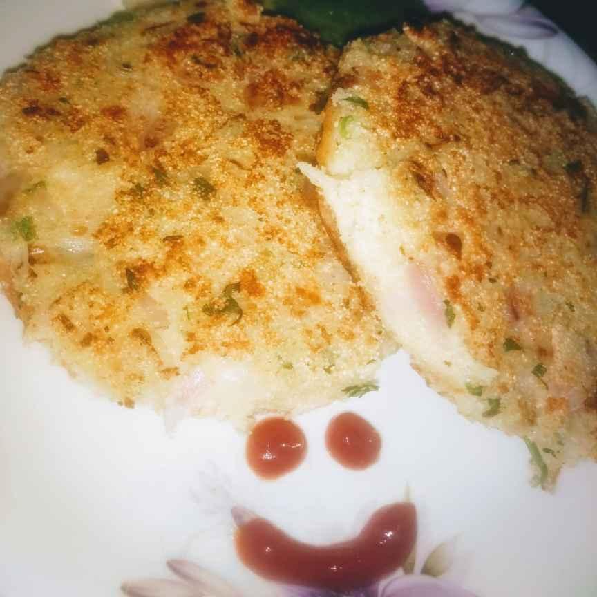 Photo of Veg Rava omlet by Priya Maheshwari at BetterButter