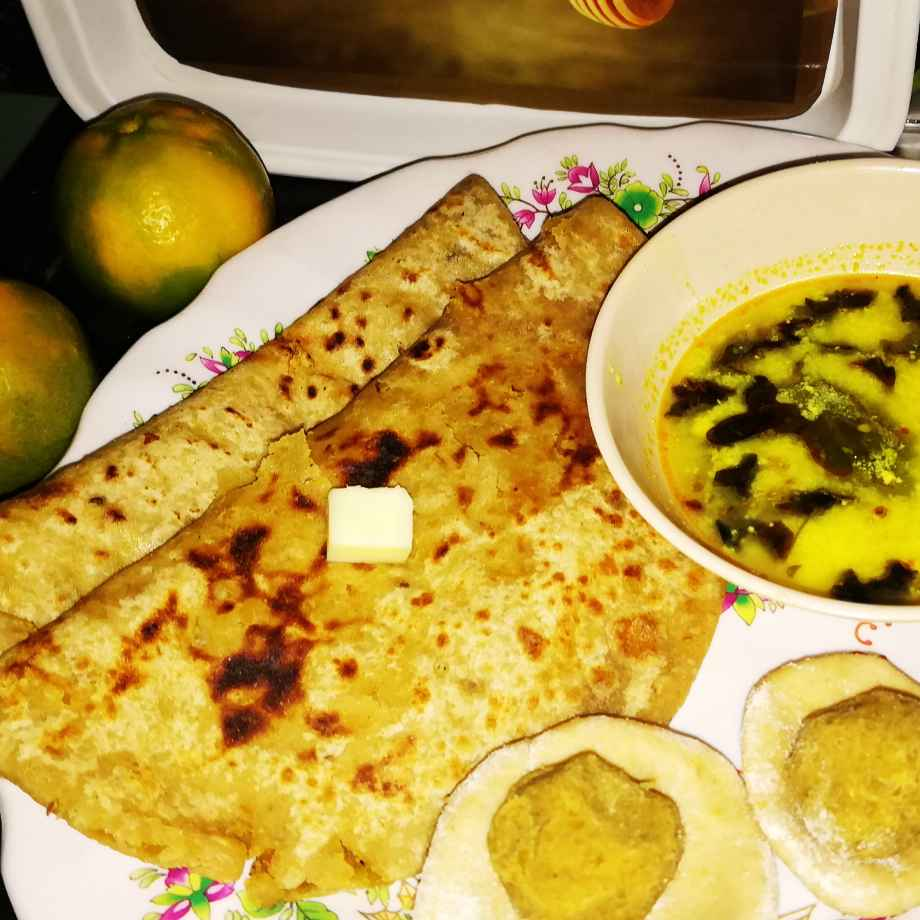 Photo of Puran poli by Anamika Bhatt at BetterButter
