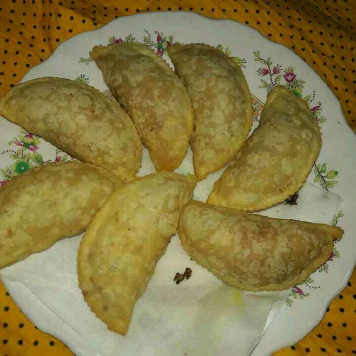 How to make Mawa gujiya