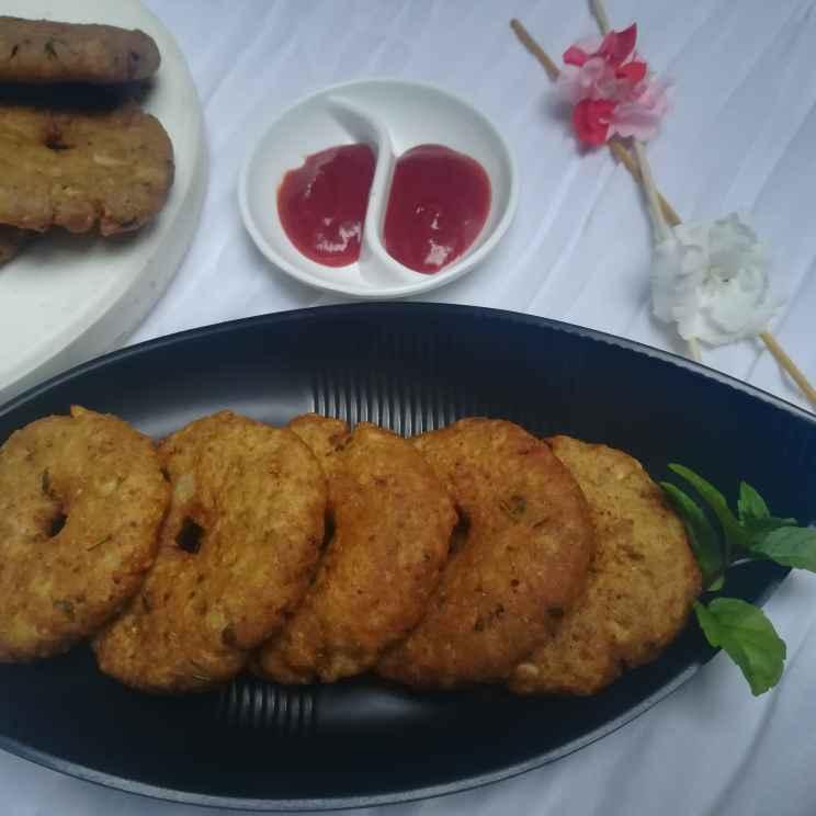 How to make Roti Bada