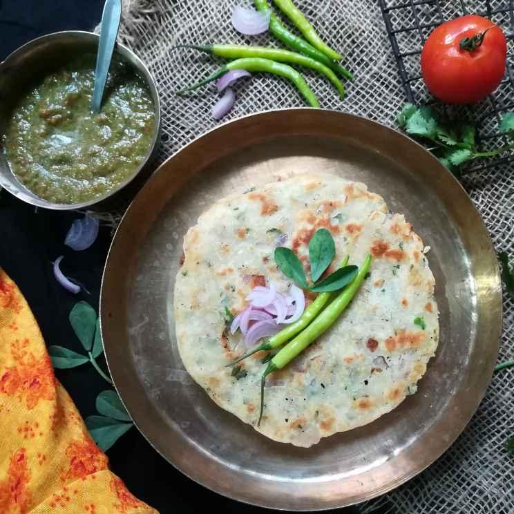How to make Chawal roti