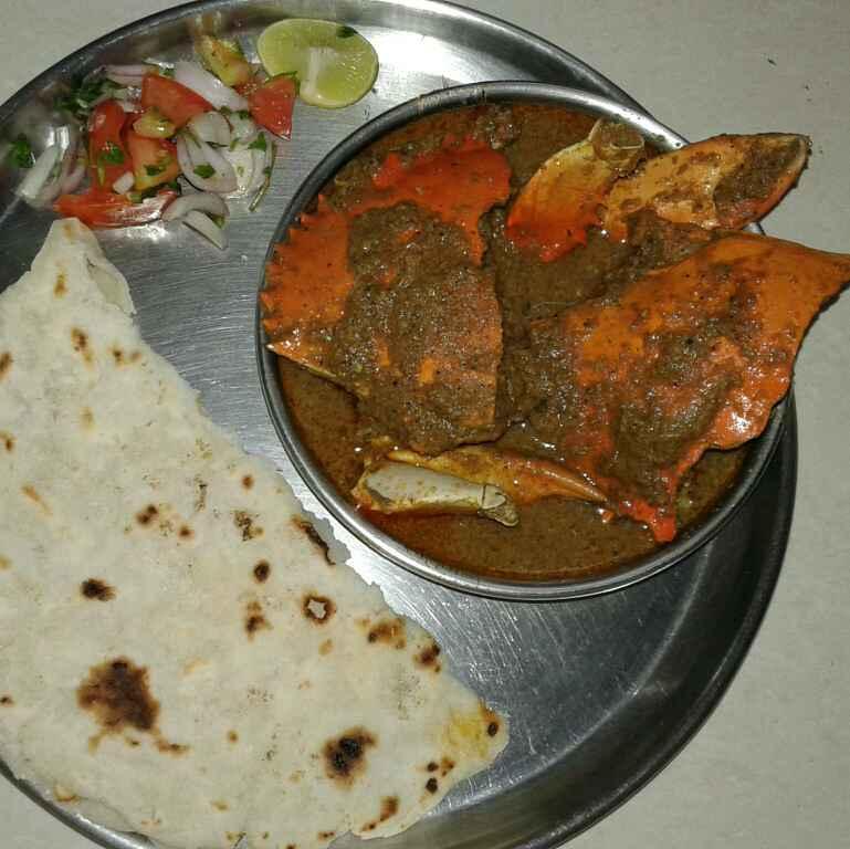 Photo of Malvani crab masala by साची सचिन at BetterButter