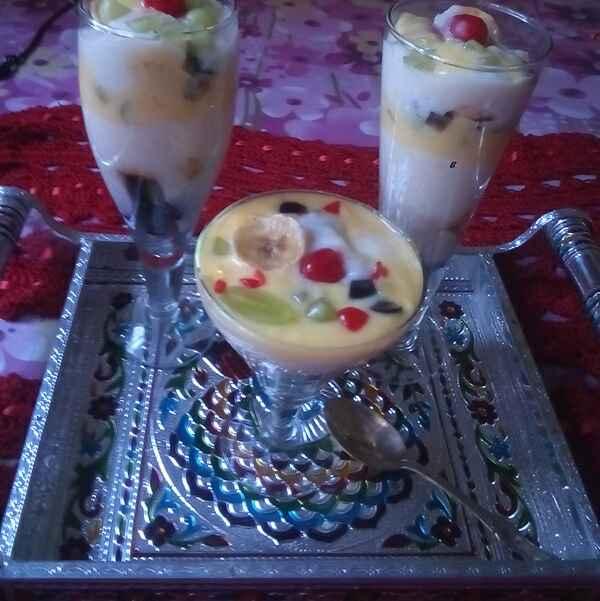 Photo of Sabu Dana fruits Custer by শংকরী পাঠক at BetterButter