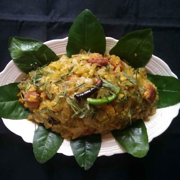 Photo of Bottalgoard with lemon leaves by শংকরী পাঠক at BetterButter