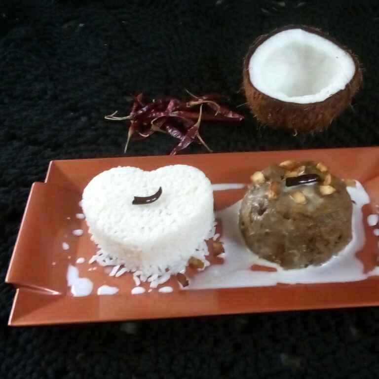 How to make Malai kuchur shak