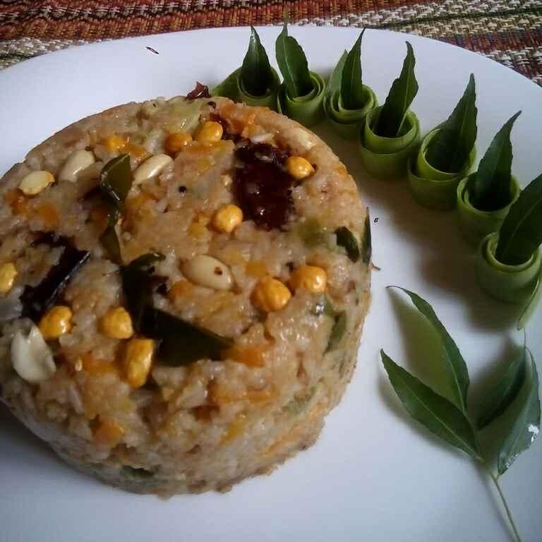 How to make Rice upma