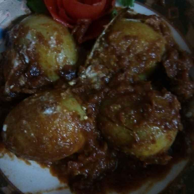 How to make ডিম কষা