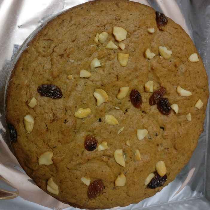 Photo of HEALTY cake by आदिती भावे at BetterButter