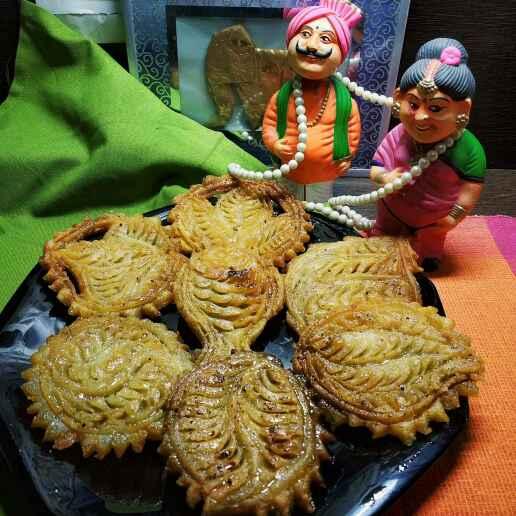 How to make Nakshi Pithe