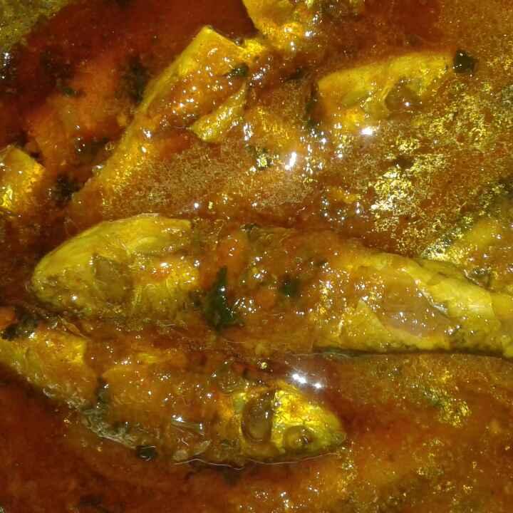 Photo of Bata moslai Bata mach by আমি কাবেরী at BetterButter