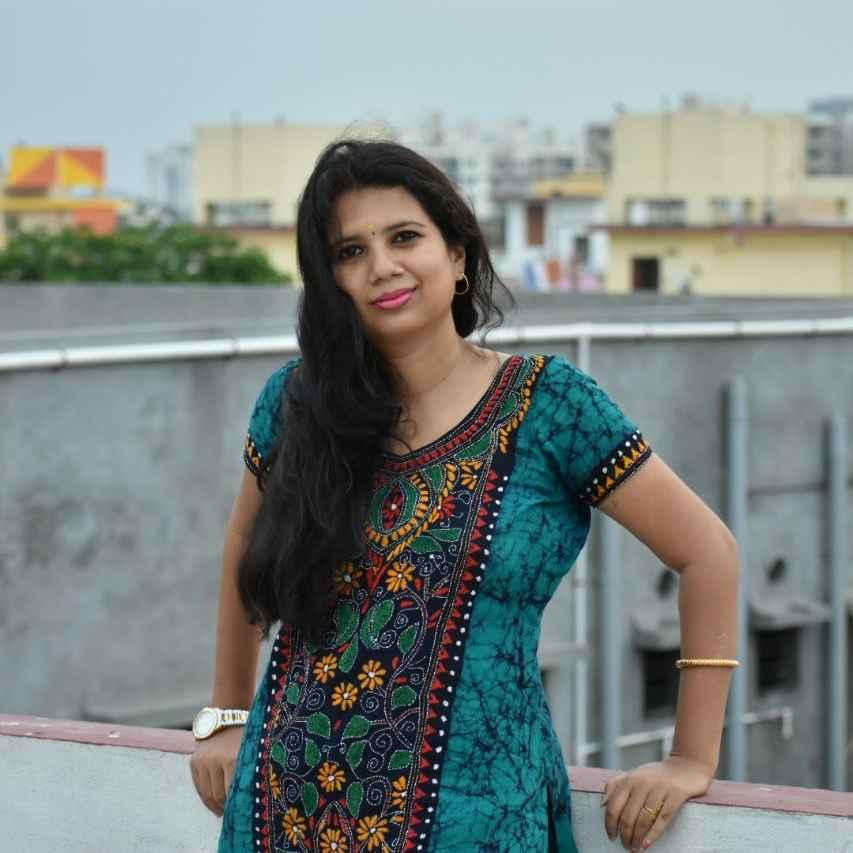 সোমা ভট্টাচার্য food blogger