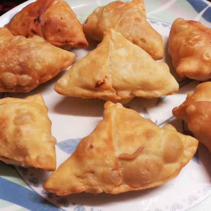 How to make হিং র সিঙ্গারা