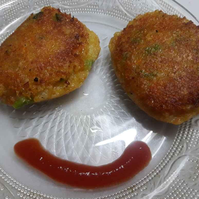 Photo of Vegetable cutlet by সোমা ভট্টাচার্য at BetterButter