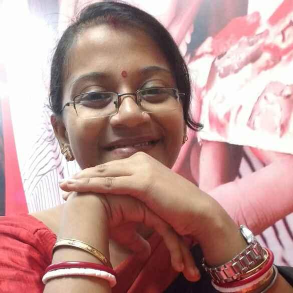সুসমিতা ঘোষ food blogger