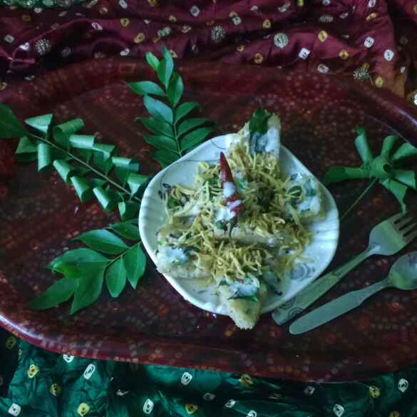 How to make Semolina dhokla