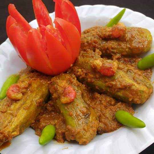 Photo of Prawn inside in parwal dorma by সুসমিতা ঘোষ at BetterButter