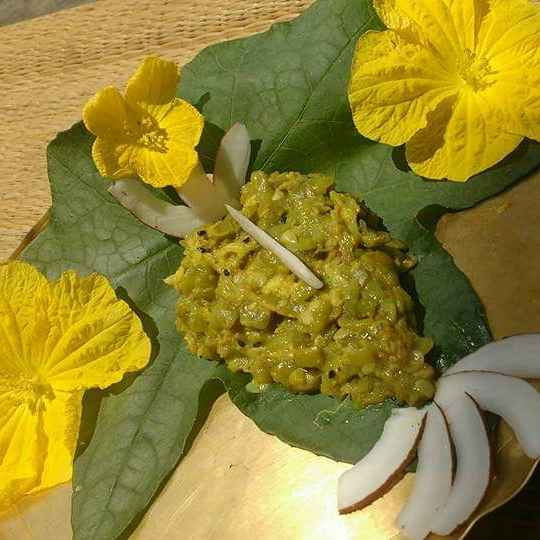 Photo of Spong guard fry with coconut by সুসমিতা ঘোষ at BetterButter