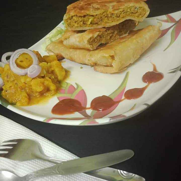 Photo of Egg chicken mughlai paratha by সুসমিতা ঘোষ at BetterButter